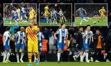 Hòa 2-2 với Espanyol, Barca bị Real cân bằng điểm số trên BXH La Liga