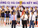 Thông tin LienVietPostBank vô địch Giải bóng chuyền Quốc gia