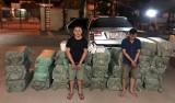 Bắt 15.600 gói thuốc lá ngoại nhập lậu