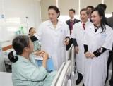 Phát triển mạng lưới khám chữa bệnh bằng y học cổ truyền