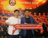 Công Phượng chính thức ra mắt CLB Thành phố Hồ Chí Minh