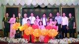 Giao lưu chương trình ca múa nhạc Âm vang Trường Sơn