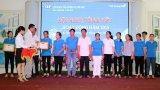 Tổ chức tài chính vi mô CEP - Chi nhánh Tân An tổng kết hoạt động năm 2019
