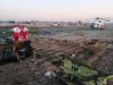 Máy bay Ukraine rơi ở Iran: Toàn bộ 170 người trên máy bay thiệt mạng