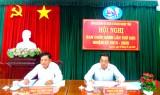 Đảng ủy khối Cơ quan và Doanh nghiệp tỉnh Long An tổ chức Hội nghị Ban chấp hành lần thứ 6 nhiệm kỳ 2015 – 2020