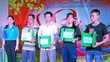 Bến Lức tổ chức 'Ngày hội công nhân lao động – Phiên chợ nghĩa tình'