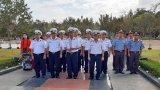 Đoàn công tác Bộ Tư lệnh Vùng 2 Hải quân viếng Nghĩa trang Hàng Dương