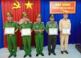 Châu Thành: Tổng kết phong trào Toàn dân bảo vệ an ninh Tổ quốc 2019