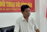 Chủ tịch UBND tỉnh Long An đối thoại 4 công dân khiếu nại bồi thường, giải phóng mặt bằng