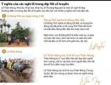 [Infographics] Ý nghĩa của các nghi lễ trong dịp Tết cổ truyền