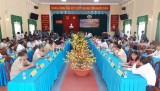 Vĩnh Hưng: Họp mặt đối ngoại với tỉnh Svay Rieng