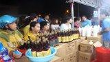 Ngày hội công nhân lao động - Phiên chợ nghĩa tình ở Thủ Thừa