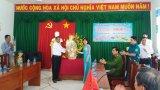 Xã Bình Tân, thị xã Kiến Tường họp mặt đối ngoại