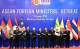 Khai mạc Hội nghị hẹp Bộ trưởng Ngoại giao ASEAN (AMMR)