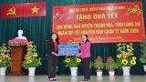TP.HCM ủng hộ 500 triệu đồng quà tết cho người nghèo Long An