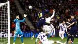 Đánh bại Valladolid, Real Madrid soán ngôi đầu của Barca