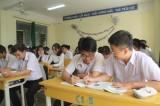 Long An: Học sinh trở lại trường sau dịp nghỉ Tết