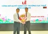 Ông Nguyễn Văn Thủy được bổ nhiệm giữ chức Cục trưởng Cục Thuế tỉnh Long An