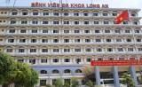 4 cơ sở y tế ở Long An có khả năng thu dung và điều trị Corona
