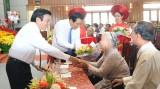 Long An họp mặt ôn lại truyền thống kỷ niệm 90 năm Ngày thành lập Đảng Cộng sản Việt Nam