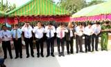Cần Đước: Dâng hương tại Nền Nhà hội Phước Vân