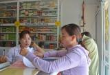 Cần Giuộc: Đoàn kiểm tra liên ngành 389 kiểm tra các quầy thuốc, nhà thuốc tây