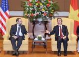 Thành công hợp tác kinh tế là là động lực thúc đẩy quan hệ Việt-Mỹ