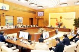 Phiên họp thứ 42 của Ủy ban Thường vụ Quốc hội sẽ khai mạc ngày 10/02