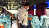 Long An: Đơn vị kinh doanh vận tải, bến xe khách chủ động phòng, chống dịch virus Corona