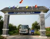 Nhơn Thạnh Trung tập trung hoàn thiện các tiêu chí xã văn hóa - nông thôn mới