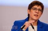 Đức: Chủ tịch CDU bất ngờ tuyên bố không tranh cử thủ tướng