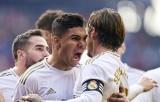 Real Madrid thắng tưng bừng sau khi bị loại khỏi Cúp Nhà Vua