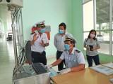 Phó Chủ tịch UBND tỉnh Long An - Phạm Tấn Hòa kiểm tra phòng, chống dịch Corona tại thị xã Kiến Tường