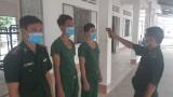 Tiểu đoàn Huấn luyện - Cơ động Bộ đội Biên phòng Long An: Chủ động phòng, chống dịch virus Corona