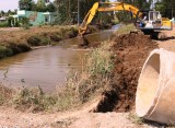 Long An kiến nghị bố trí 170 tỉ đồng đầu tư một số công trình thủy lợi