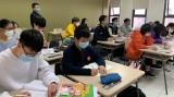 Bộ Y tế: Học sinh không cần đeo khẩu trang khi ở trường