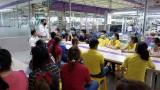 Tăng cường tuyên truyền cho công nhân nâng cao ý thức phòng, chống dịch Covid-19