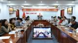 Phó Thủ tướng Chính phủ - Vũ Đức Đam đề nghị các Bộ, ngành, địa phương tiếp tục thực hiện tốt công tác truyền thông phòng, chống dịch Covid-19