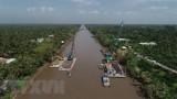 Tiền Giang: Đầu tư khẩn cấp hơn 7,6 tỉ đồng cho công trình chống mặn