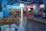 Các khu vui chơi dành cho trẻ em im ắng