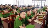 Tổng kết Công tác quản lý, sử dụng chiến sĩ thực hiện nghĩa vụ tham gia CAND