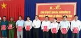 Tân Trụ: Công bố quyết định thành lập Đảng bộ xã Tân Bình