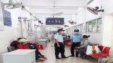 Bệnh viện Đa khoa Long An: Tăng cường công tác bảo đảm an ninh, trật tự, an toàn bệnh viện
