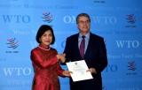 Việt Nam cam kết tiếp tục phối hợp tích cực, chặt chẽ với WTO