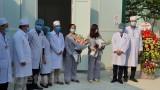 Hai bệnh nhân COVID điều trị ở tuyến huyện được công bố khỏi bệnh