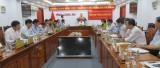 Chủ tịch UBND tỉnh Long An yêu cầu đánh giá tác động của Covid-19 đến phát triển kinh tế - xã hội của tỉnh nhằm đưa ra giải pháp phù hợp