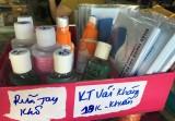 Thận trọng khi chọn nước rửa tay khô