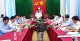 Chủ tịch UBND tỉnh Long An – Trần Văn Cần khảo sát các tuyến đường kết nối Long An và TP.HCM