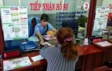 Trung tâm hành chính công huyện Mộc Hóa mang đến sự hài lòng cho người dân