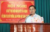 Thủ Thừa: Chi bồi thường, giải phóng mặt bằng 833 trường hợp gần 320 tỉ đồng